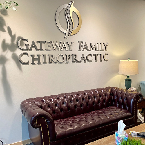 Chiropractic Loveland CO Waiting Area
