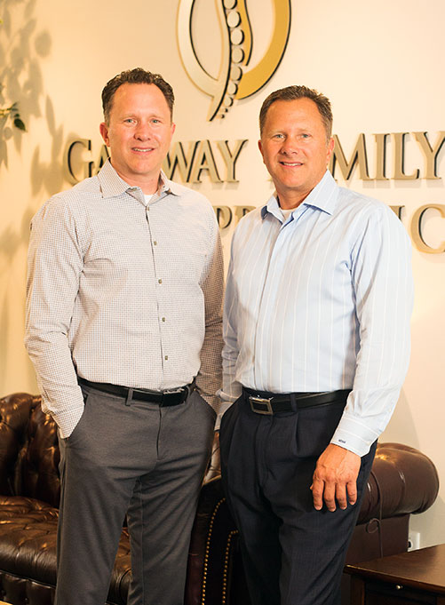 Chiropractors Loveland CO Michael and David Hughes