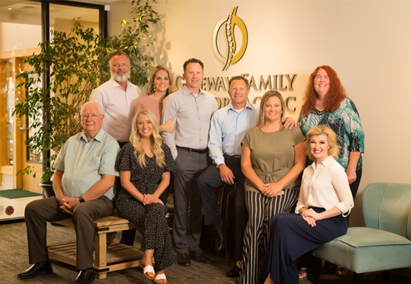 Chiropractors Loveland CO Michael and David Hughes and Chiropractic Team