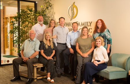 Chiropractic Loveland CO Gateway Family Chiropractic Team