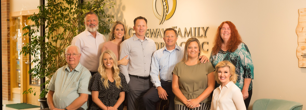 Chiropractic Loveland CO Staff at Gateway Family Chiropractic