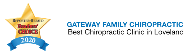 Gateway Family Chiropractic Readers Choice Award