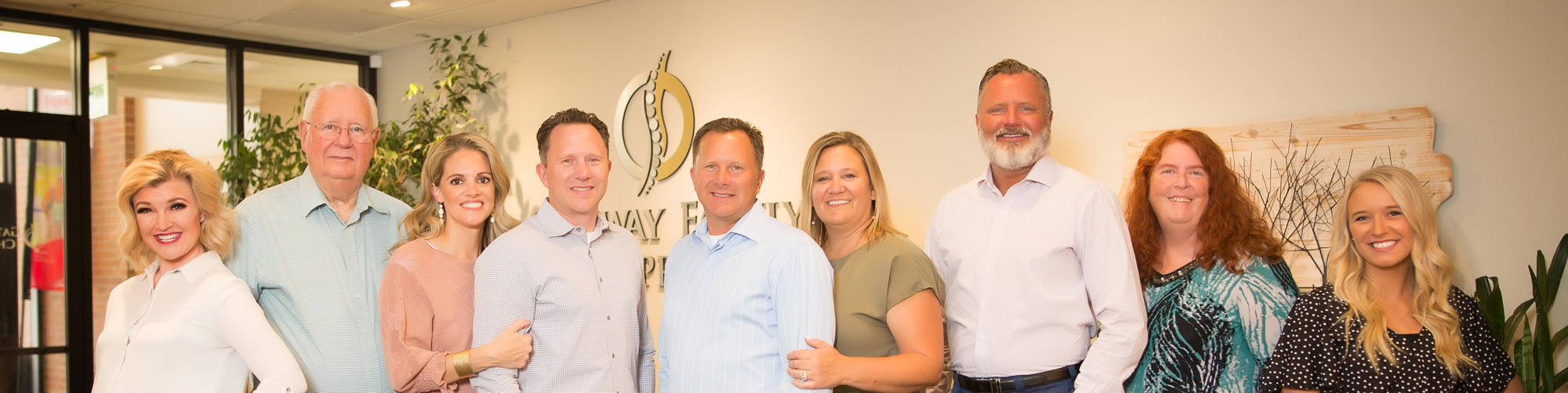 Chiropractic Loveland CO Team at Gateway Family Chiropractic